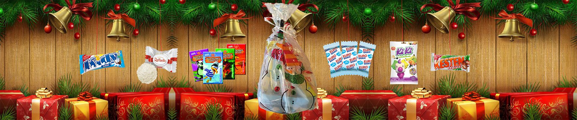 Novogodišnji paketići slatkiša od sada su dostupni u našoj ponudi!