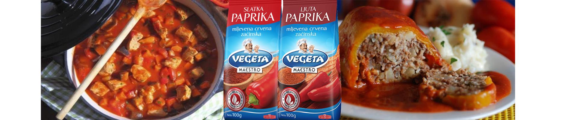 Vegeta Maestro Mlevena Paprika !