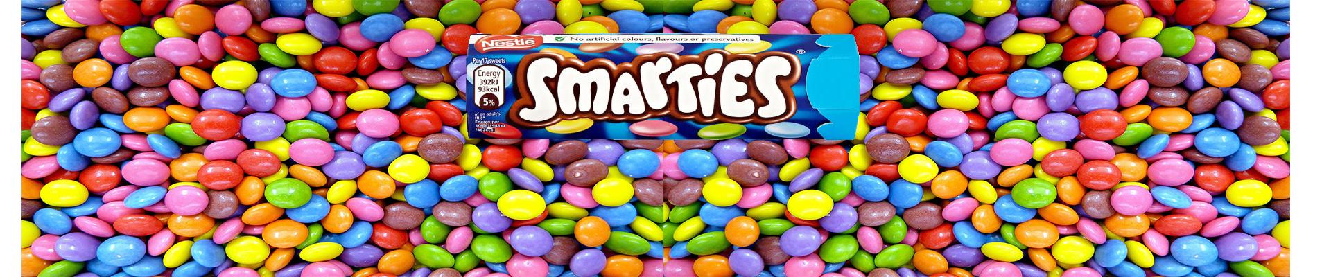 NOVO! Zasladite se u duginim bojama uz Smarties !
