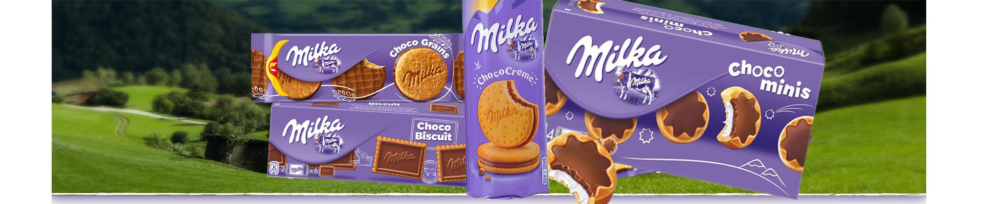 Da li ste probali sjajne Milka biskvite?