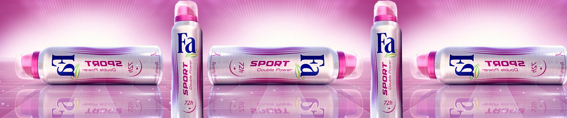 Zakoračite u proleće sa nama! Uz svaki paket preko 99$, poklon FA Sport dezodorans!