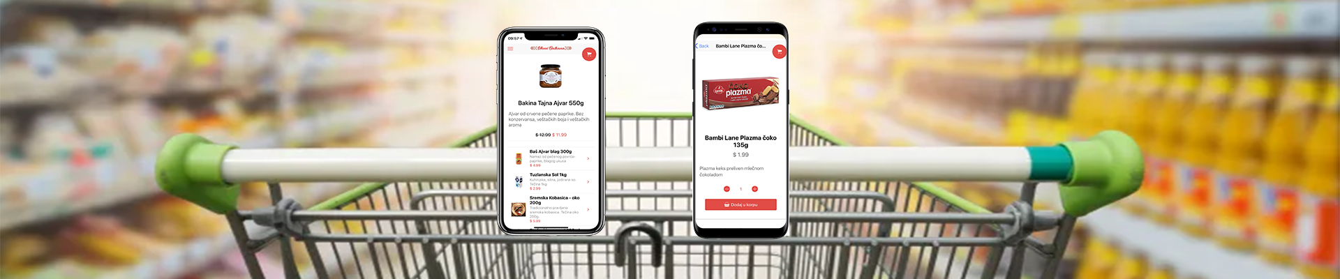 Shop Faster with our ios and android app!