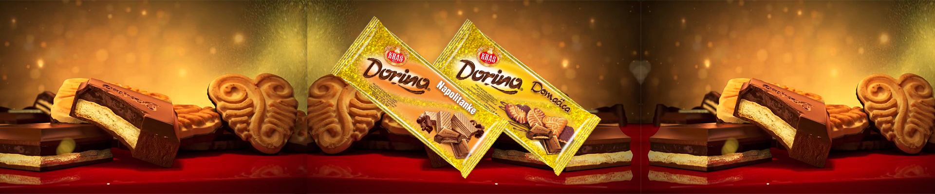 New Dorina with Domacica and Wafer!